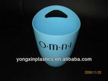 plastic champagne ice bucket