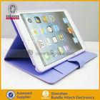 2013 newest folding PU+TPU case cover for ipad mini