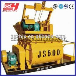 2013 Super Quality JS500 Batching Plant,Concrete Mixer