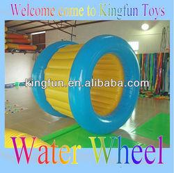 Water roller/water rolling wheel for beach