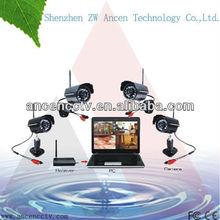 2012 hot 1/3 original sony waterproof metal housing infrared ip CCTV camera