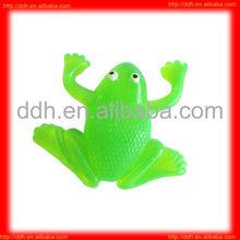Plastic New sticky frog toy/funny animal toy