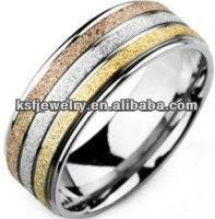 tungsten gold inlay