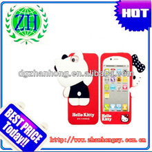 3D silicone case for blackberry curve 9320