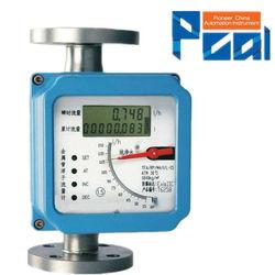 HT-50 Metal Float compressed air flow meter