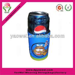 can cooler stubby holder/neoprene bottle holder/beer can cooler holder