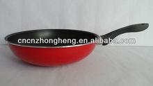 Pressed Aluminum Chinese wok pan