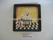 wholesale ceramic candy plate cook range