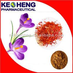 Natural organic Saffron Crocus Powder in bulk stock, welcome inquries