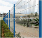 Anping chengxin garden fence/Powder painting security tubular wrought iron fence designs