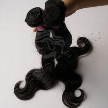 Good Quality Fashion model hair 100%natural body wave hair