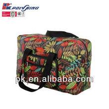 Comfortable tote bag ,beautiful mommy diaper bag(PK-10886)