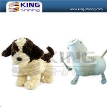 walking plush dog/walking plush dog toy