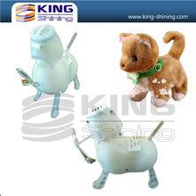 electronic toy dog/electronic plush dog toy