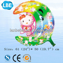 China wholesale moon and star shaped christmas decoration