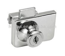 Captn push stainless steel drawer locks