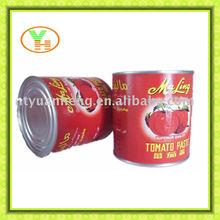 tomato pure with brix 28-30%