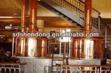 Export restaurant/ pub/hotel/hot pot beer brewing equipment