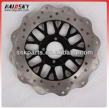 ybr125 piezas del motor brake disc motorcycle parts alibaba China
