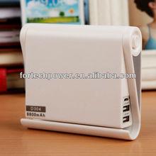 Portable 5v battery pack for handphone
