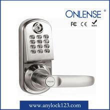 wholesale security door handle lock set