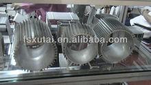 2012 Hot Sale mill finishing/anodizing round aluminum heatsink profile Heatsink