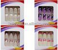 2014 unhas artificiais nail dicas/moda da arte do prego acessórios cosméticos preços favoráveis unha arte papel de impressão