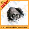 Car Genuine Leather Shift Knob Boot for VW Golf Jetta Bora Mk4
