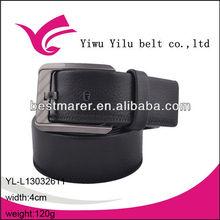 Yiwu 2013 Newest black belt leather