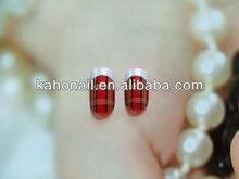 2014 Artificial Fingernails Nail tips/fashion nail art accessories nail polish printer machine