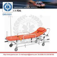 EMS-D201 Aluminum Alloy Mobile Ambulance Stretcher
