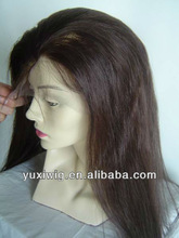Sexy Blonde 100% human hair full lace wig for women