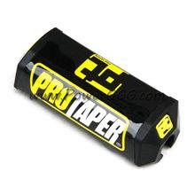 PRO TAPER NEW PRO TAPER BLACK / BLACK 2.0 SQUARE HANDLEBAR BAR PAD MX ATV PIT BIKE M BP16