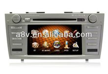 Toyota Camry car dvd player with GPS biger usb