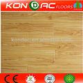 12mm hdf piso laminado de de madeira, laminado suelo plank