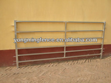 Steel Tube Livestock Goats/Sheep Fence Panel with Middle Support