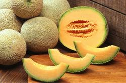 sweet fresh cantoloupe/ fresh hami melon
