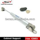 metal shelf supprot screw lift mechanism