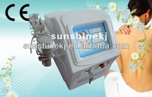 2013 Portable shape and slimming machine with cavitation&vacuum system
