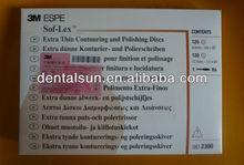 Gel Polish kit/teeth polishing kit 3M Sof-lex Art:2380