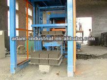 Semi-Automatic Brick Making Machine/Hollow brick making machine/plastic pallets for brick block making machine