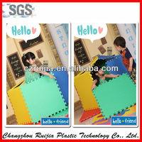 new kids toys for 2013/ eva alphanet puzzle mat