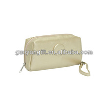 Clutch Bag Wristlet with Zip Top Closure
