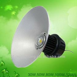 100lm/w 80w led high bay led light led bay ztl