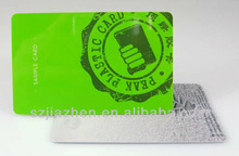 Spot uv business cards / UV test card / for all kinds of business