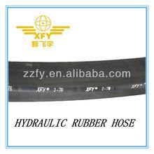 SAE100R2 Jcb Hydraulic Rubber Hose