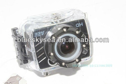Brand AEE SD19 HD 1080P 5.0Mega Pixels 170degree Wide-angle Waterproof Sports Camera