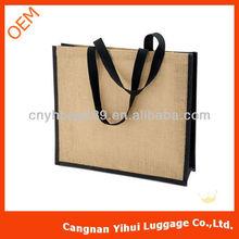 Friendly jute bag