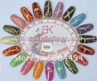 2014 Artificial Fingernails Nail tips/fashion nail art accessories square cut plastic fingernails