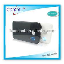5000mAh 2 USB Output External Backup Battery Pack for iPhone 4S 5 iPad 3 4 Mini